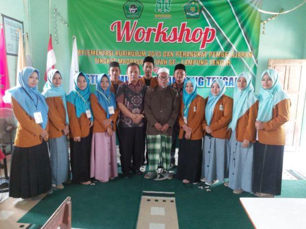 Workshop Kurikulum 2013 Se Lampung Tengah